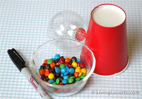 How To Make A Paper Gumball Machine - gumball machine diy idea