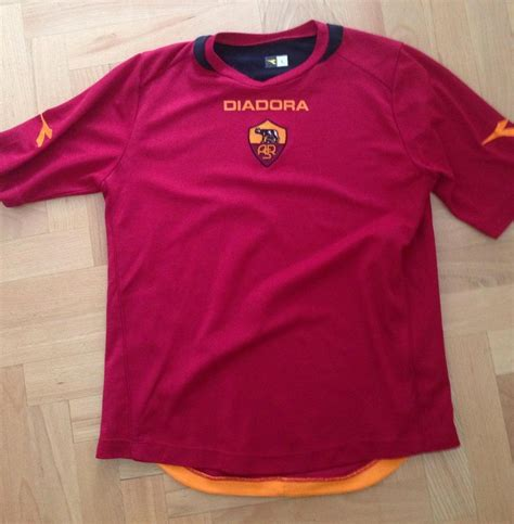 Tshirt As Roma 8 roma leisure football shirt 1994 2007 added on