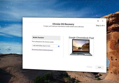 chrome recovery utility google working on chrome os recovery tool app google