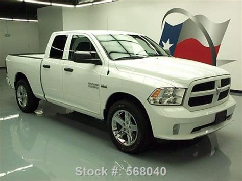 2013 dodge ram express for sale buy used 2013 dodge ram express 5 7l hemi 20 quot wheels