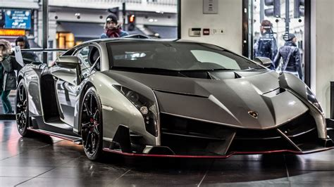 Lamborghini 6 Million 163 6 million lamborghini veneno