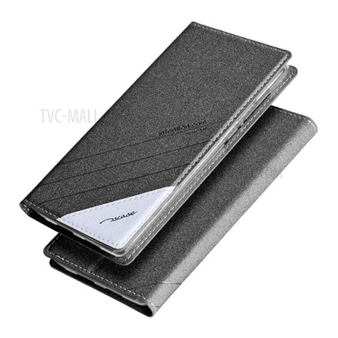 Wallet Xiaomi Mi Mix Premium Leather tscase trajectory leather magnetic flip stand for