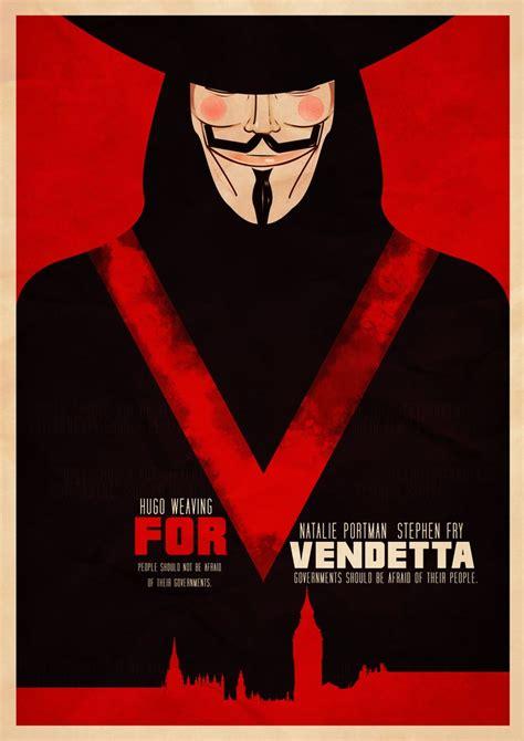 film v for vendetta bagus قصة قناع فانديتا vendetta المرسال