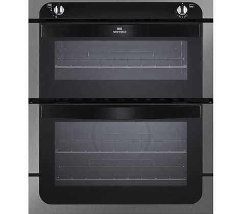 Oven Gas Built In buy new world nw701g gas built oven black