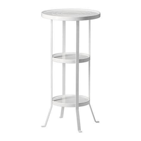 Ikea White Pedestal Table gunnern pedestal table ikea