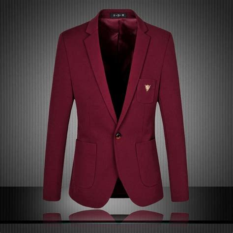 color blazers 2018 mens blazer 2016 new suits jacket for solid color