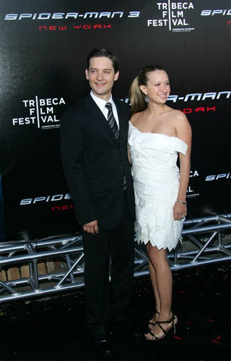 Spider 3 Premiere Lands In by Tobey Maguire In Premiere Of Quot Spider 3 Quot At The 2007