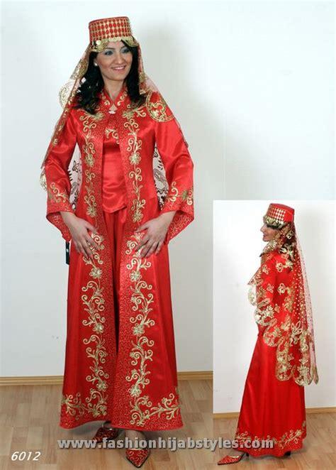 turkish hijab wedding abaya clothes red caftan dress  modern fashion styles  hijab