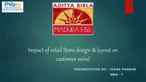 retail store layout design ppt impact of retail store design and layout on customer mind