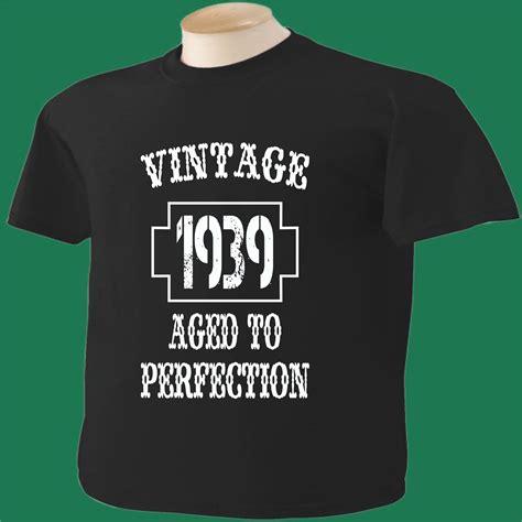design t shirt birthday 75th birthday t shirt