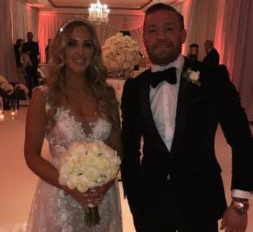 new year conor tim conor mcgregor shares stunning new year s wedding snap