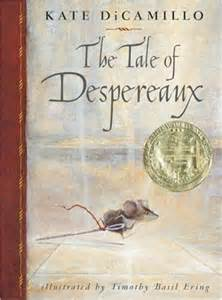 book review tales despereaux texastanya