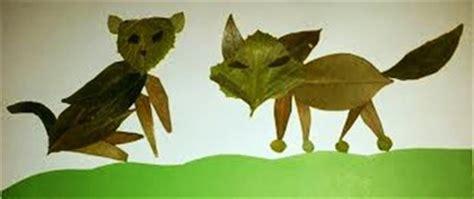 membuat kolase kupu kupu dari daun kering 35 contoh gambar kolase sederhana berbahan limbah