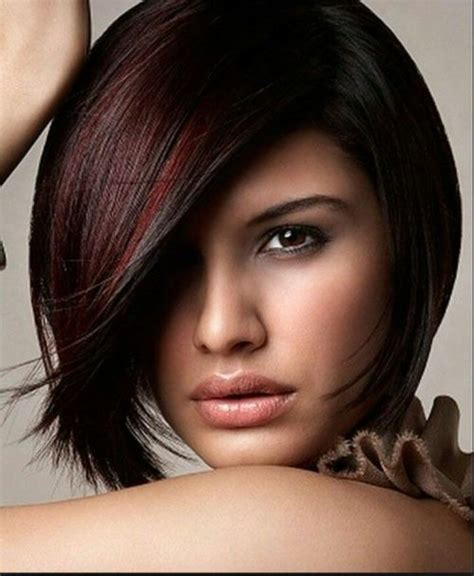 short haircut with red tint and highlights 17 beste afbeeldingen over hairstyles 2015 op pinterest
