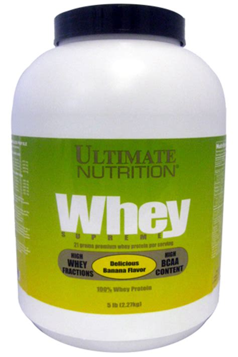 ultimate nutrition whey supreme ultimate nutrition whey protein supreme whey protein zum