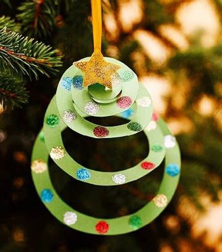 27 crafty paper christmas decorations and ornaments all