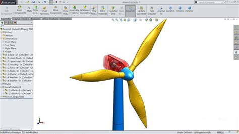 solidworks tutorial wind turbine solidworks tutorial sketch wind turbine in solidworks