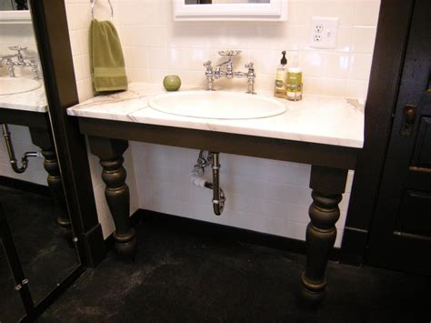 Bathroom Vanity Tables by 20 Upcycled And One Of A Bathroom Vanities Diy