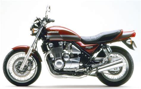 Motorrad Kawasaki Zephyr 1100 by Kawasaki Zephyr 550 750 1100 Kradblatt