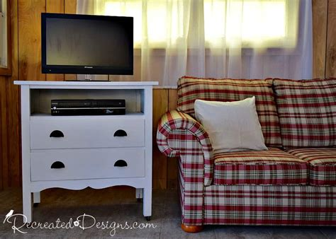 Dresser Made Into Tv Stand by Vintage Dresser Turned Tv Stand Recreated Designs