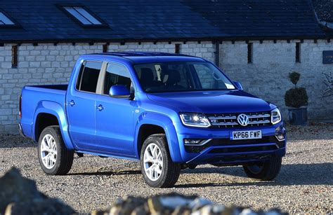 volkswagen pickup 2017 vw amarok pickup the fast lane truck