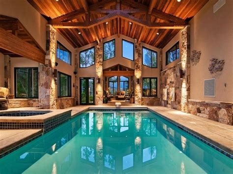 luxurious indoor and outdoor oasis pool house by icrave magnificent indoor pool i want one like this but with a
