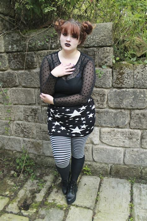 I Was Dressed As A Girl By Someone Group With Personal | woman dresses goth emo for social experiment confirms