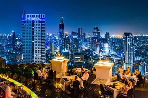bangkok roof top bar top 5 bangkok rooftop bars sawatdee network
