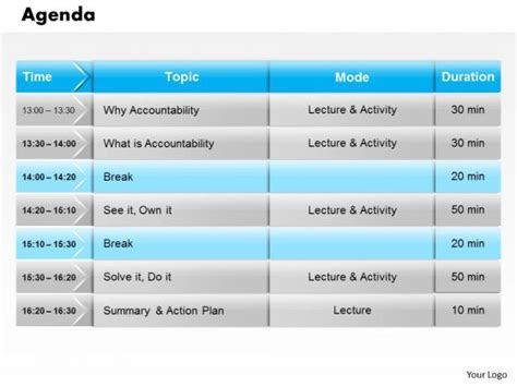 Presentation Schedule Template Alletjut Info Presentation Schedule Template