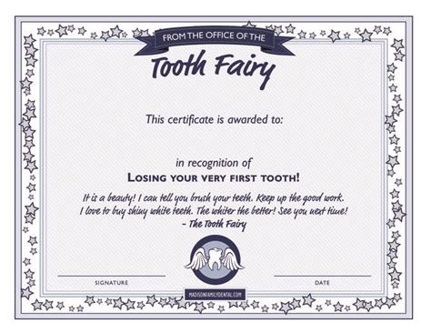 tooth certificate template free 17 best images about tooth on free