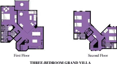 disney vacation club floor plans old key west one bedroom villa floor plan layout1 bed