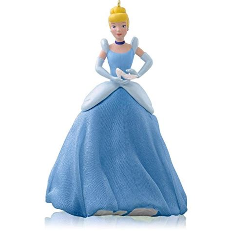 cinderella christmas tree ornaments