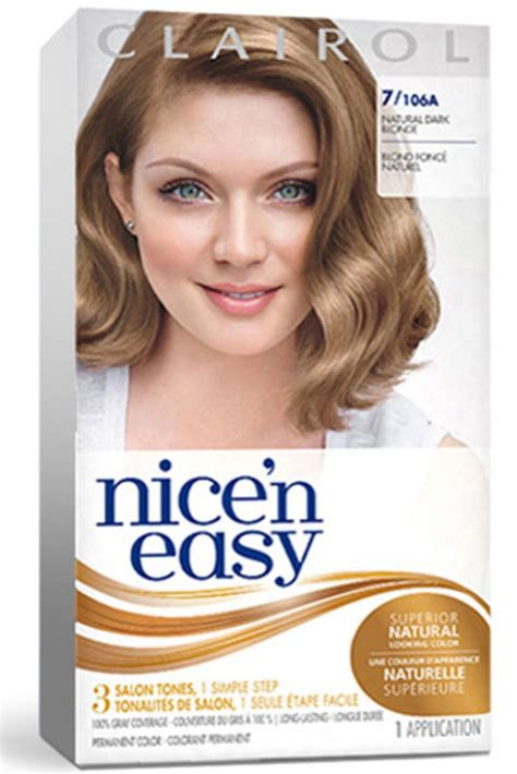 best boxed hair color for blonde hair best dark brown hair color in a box find your perfect