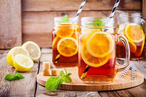 Minuman Collagen Rasa Lemon aneka minuman segar untuk lebaran yang bisa kamu buat sendiri