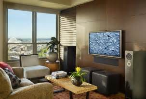 attractive How To Furnish Small Living Rooms #3: small-condo.jpg