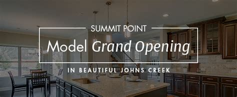 grand opening of a lee s summit home decor store and sr homes blog 187 blog archive summit point model grand