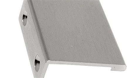 contemporary cabinet finger pulls modern kitchen cabinet handles finger pull contemporary