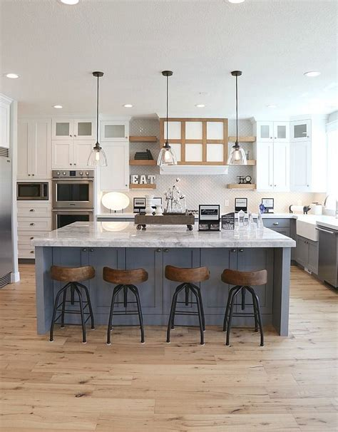 modern kitchen decorating ideas modern farmhouse kitchen decorating ideas 15 onechitecture