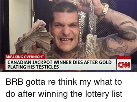 winning after the how to win in your no matter who you are or what youã ve been through books breaking overnight canadian jackpot winner dies after gold