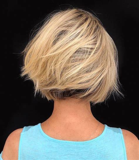 top   maintenance short bob cuts  thick hair