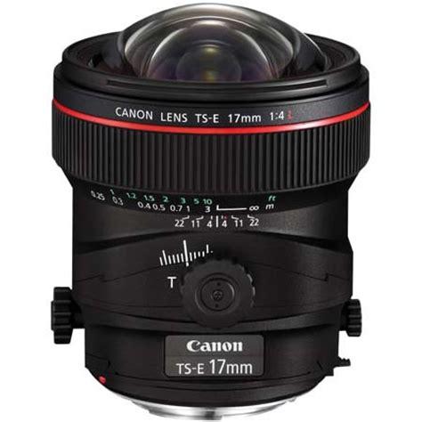 Lensa Canon Tilt Shift canon ts e 17mm f 4l tilt shift lens dslr lenses