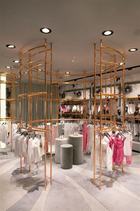 best 25 clothing store design ideas on