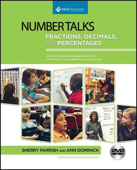 number talks fractions decimals and percentages 1000 ideas about number talks on math math
