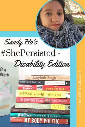 patti persisted books shepersisted the disability edition a persistent book