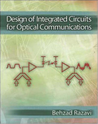 b razavi design of integrated circuits for optical communications 28 images design of analog