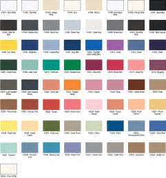 colors for painting exterior paint colors chart 187 exterior gallery
