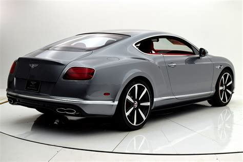 2017 Bentley Coupe by 2017 Bentley Continental Gt V8 S Coupe