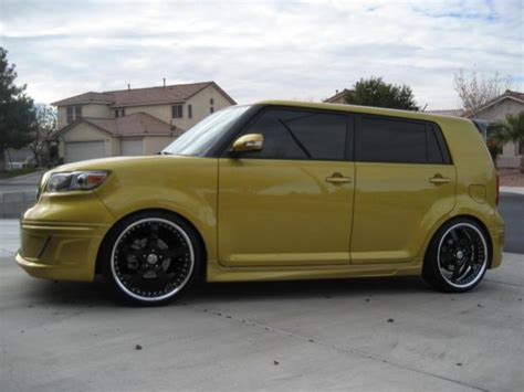 scion xb2 calling all scion xb2 with 20 quot let see them