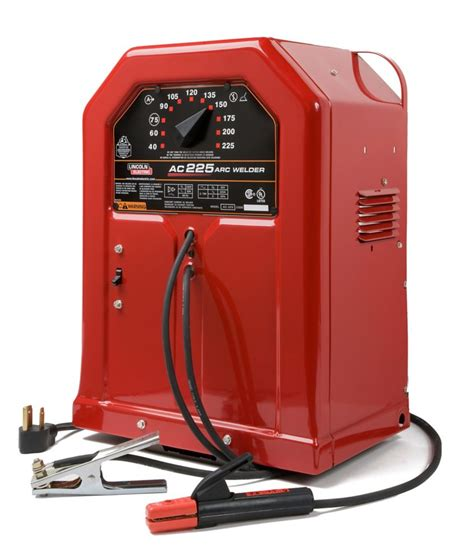 lincoln electric ac 225 stick welder lincoln electric ac 225 stick welder the home depot canada