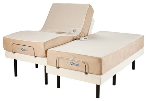 adjustable bed with 10 quot mattress split eastern king contemporary mattresses by luxvanity
